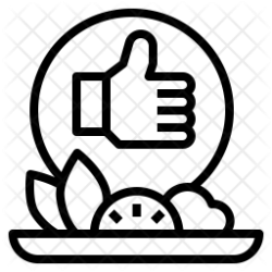 icon food safety safe organic guarantee icons farming svg license pack select iconscout