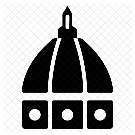 Masjid Nabawi Tomb Icon Of Glyph Style Available In Svg Png Eps Ai Icon Fonts