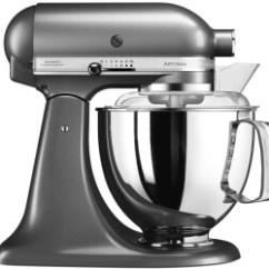Kitchen Aid Silver Redoing Cabinets Buy Kitchenaid Artisan Medallion 5ksm175psbms From 482 97