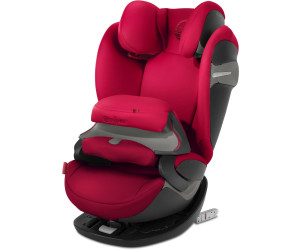 Cybex Pallas S-Fix Rebel Red