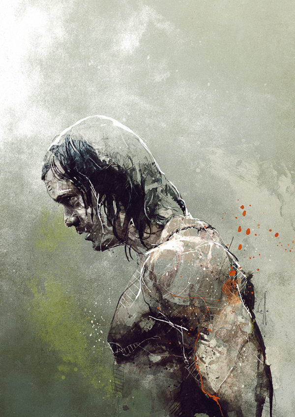 Amazing Digital Illustrations by Florian NICOLLE  iDevie