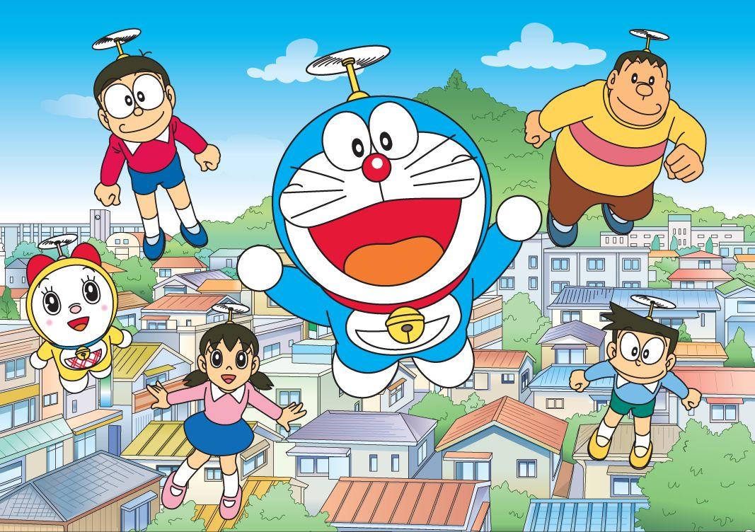 Bikin Kangen, Yuk Mengenang 10 Film Kartun Favorit Anak 90an
