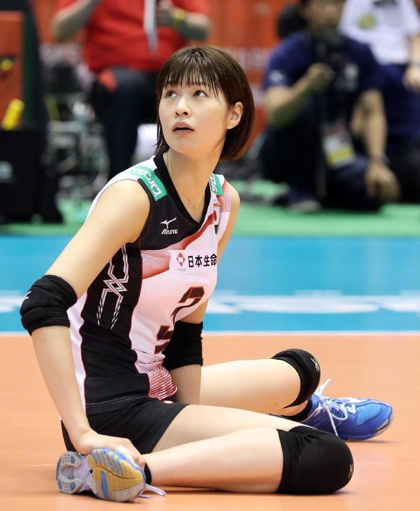 5 Atlet Voli Putri Jepang yang Bikin Kamu Mendadak Jatuh Cinta