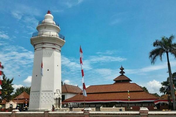 Mengenal Sejarah Masjid Agung Banten Tempat Wisata Religi
