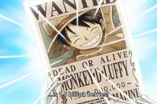 Yes usopp left the crew and rejoined but the first time he joined the crew was at 4th. Melejit Ini Dia Perkembangan Bounty Luffy Di One Piece