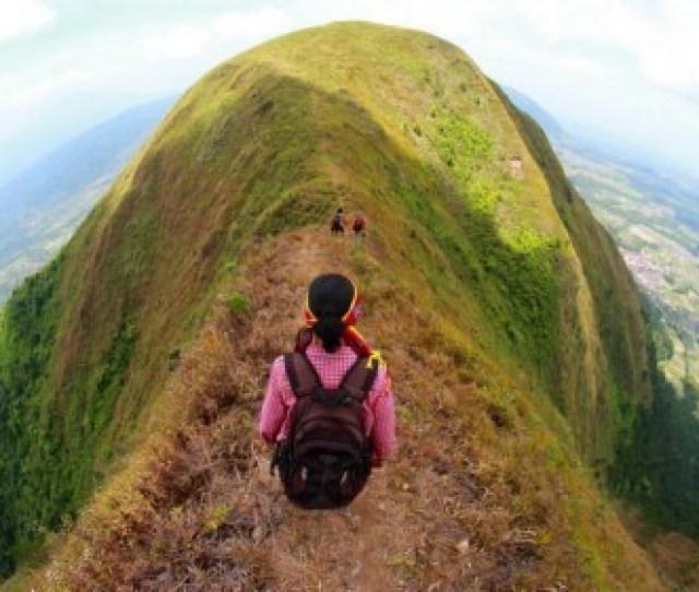 Pa Ma Ijinkan Aku Pergi Naik Gunung Sekali Ini Saja