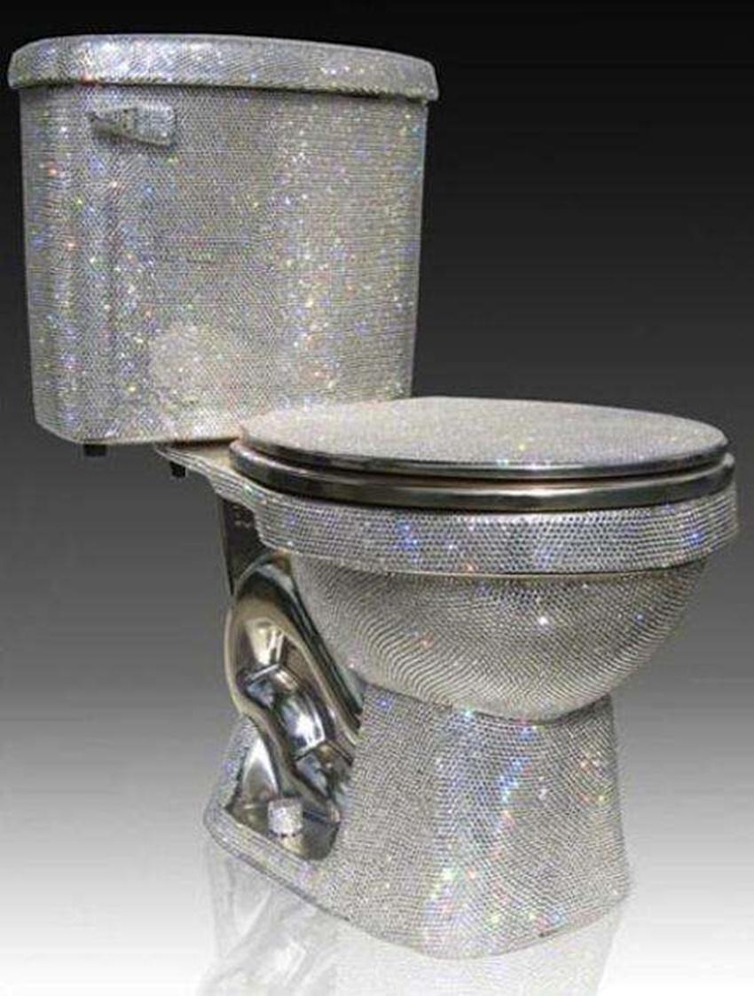 14 Toilet dengan Desain Super Nyeleneh, Kreatif atau Lebay?