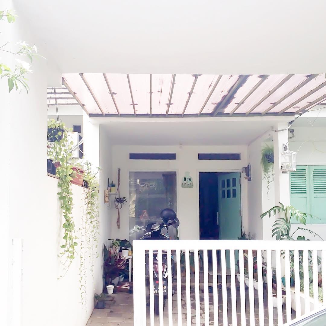 Desain Rumah Vintage Luas 60 M Yang Kekinian Bikin Nyaman