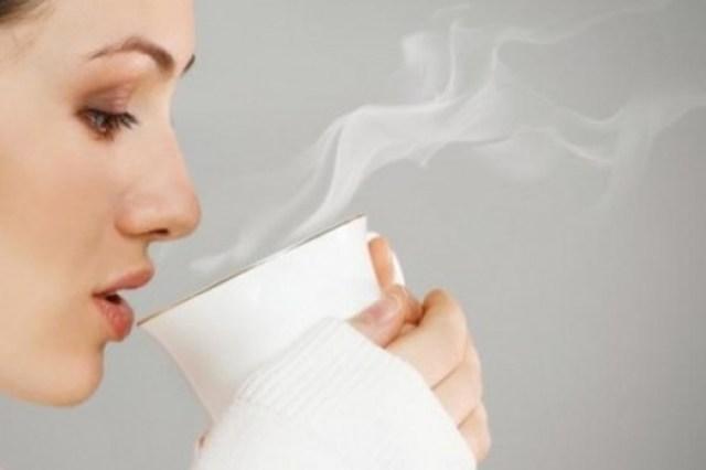 Image result for minum minuman hangat