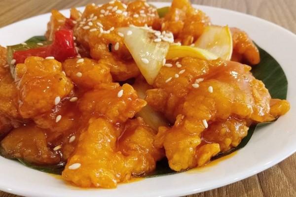 resepi ikan goreng masak asam resep masakan khas Resepi Ikan Jenahak Masak Pedas Enak dan Mudah
