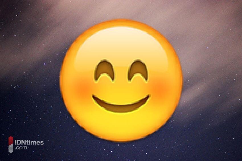 Sering Salah Kaprah ini Makna 25 Emoji yang Sebenarnya