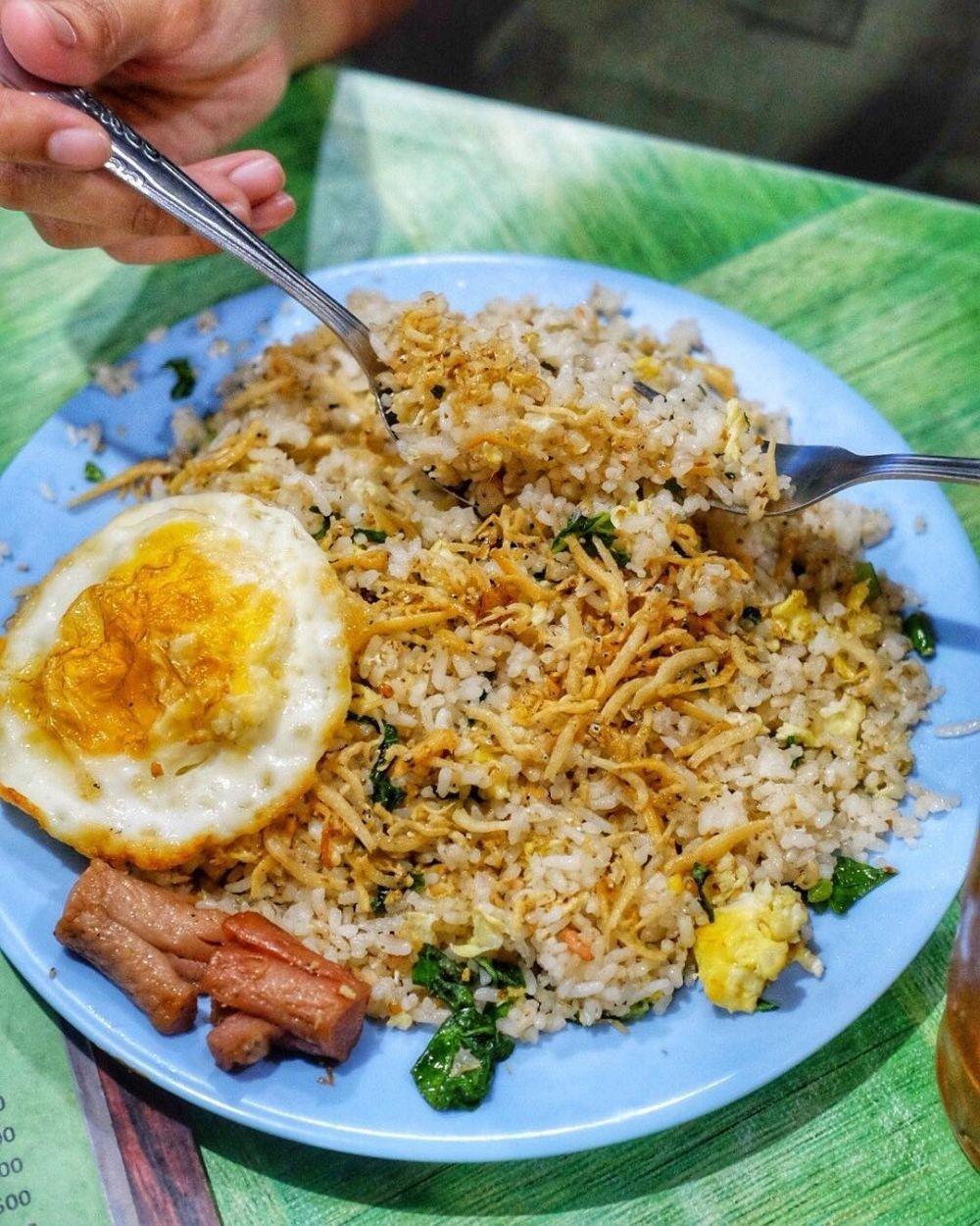 Nasi Goreng Jogja : goreng, jogja, Rekomendasi, Goreng, Yogya, Untuk, Kuliner, Malam
