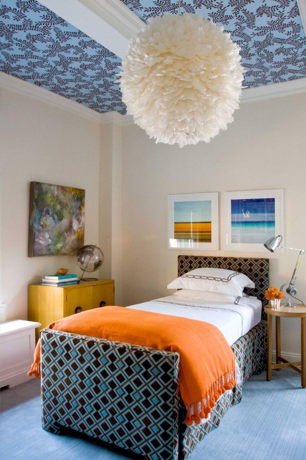 Warna Cat Kamar Anak : warna, kamar, Pilihan, Warna, Dinding, Untuk, Kamar, Anak,, Timeless!