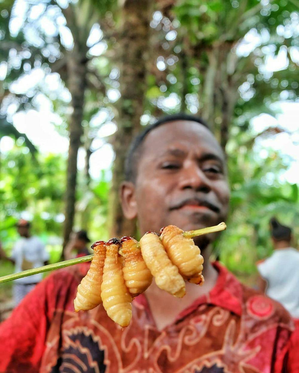 Makanan Khas Papua : makanan, papua, Makanan, Papua, Bikin, Ngiler