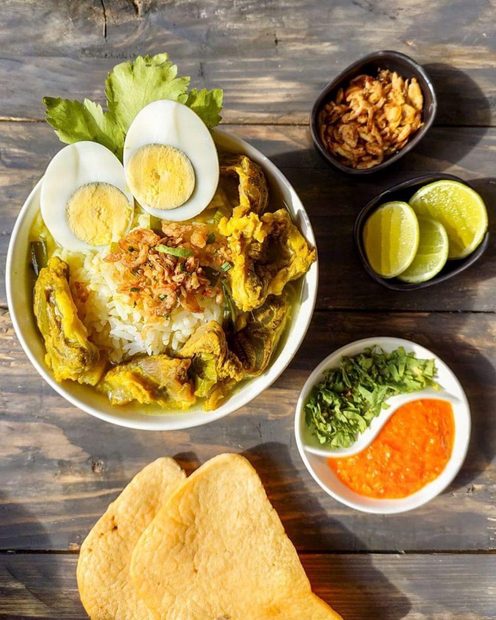 Resep Soto Daging Sapi Jawa Tengah : resep, daging, tengah, Resep, Daging, Gurih,, Aroma, Sedapnya, Bikin, Lapar