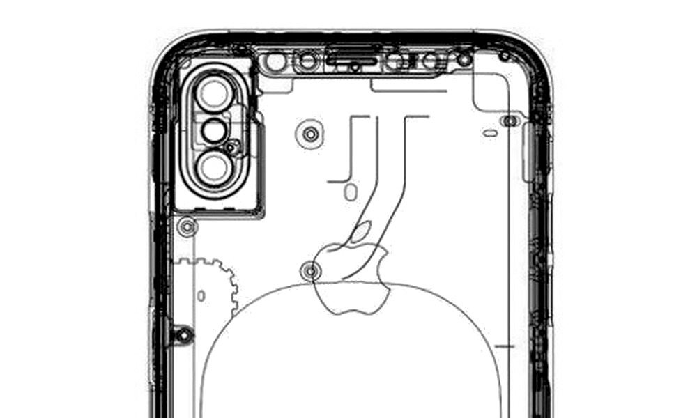 New iPhone 8 Schematic Shows Wireless Charging Pad, No