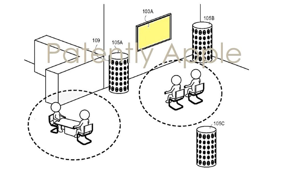 Apple Files Patent for Cutting-Edge Multi-Channel Speaker