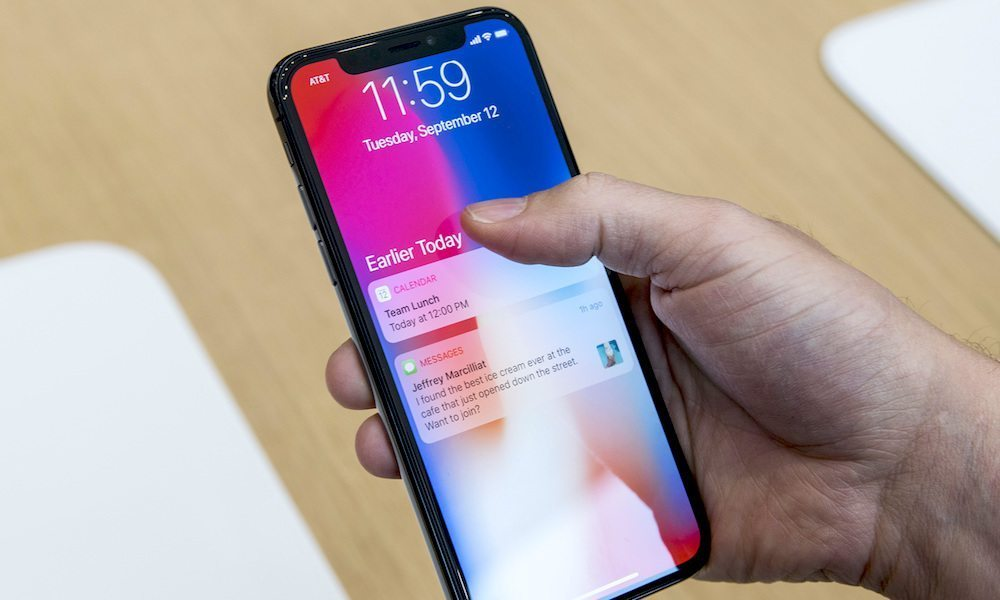 Iphone X Wallpapers In Ios 11  New Iphone X Home Lock Screen Details Revealed In Xcode 9 1
