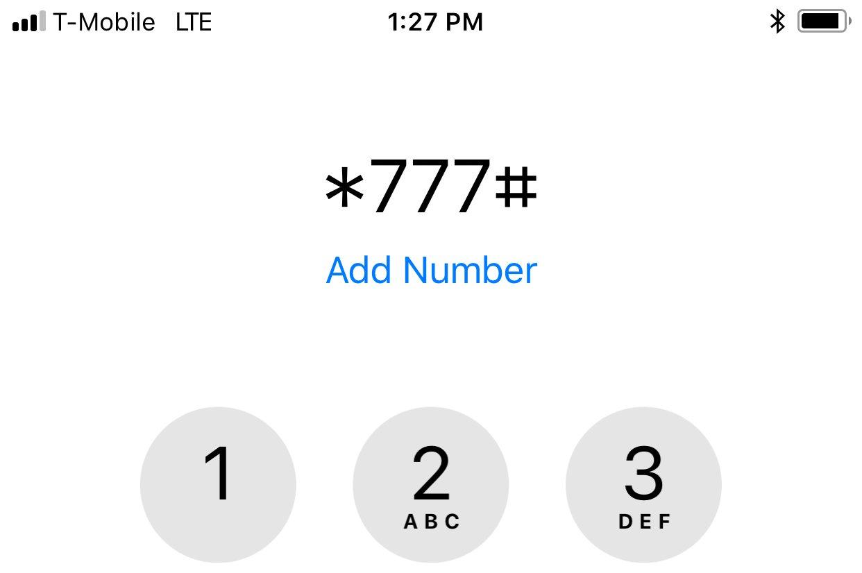 19 Ussd Codes That Unlock Hidden Iphone Features