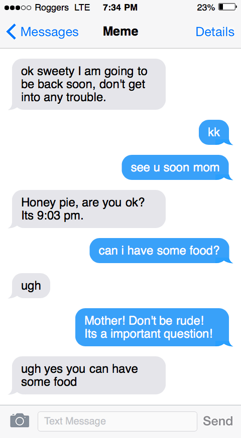 Rude Pictures With Text : pictures, Message, Conversation