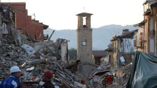 Why Is Italy Experiencing So Many Earthquakes At The Moment?