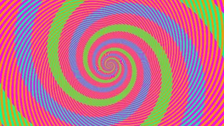 How Many Colors Can You See In This Spiraling Optical Illusion  IFLScience