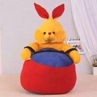 Bunny Shaped Chair for Kids: Gift/Send Home and Living ...