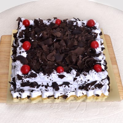 Black Forest Cake Online Eggless Black Forest Cakes For Birthday Igp