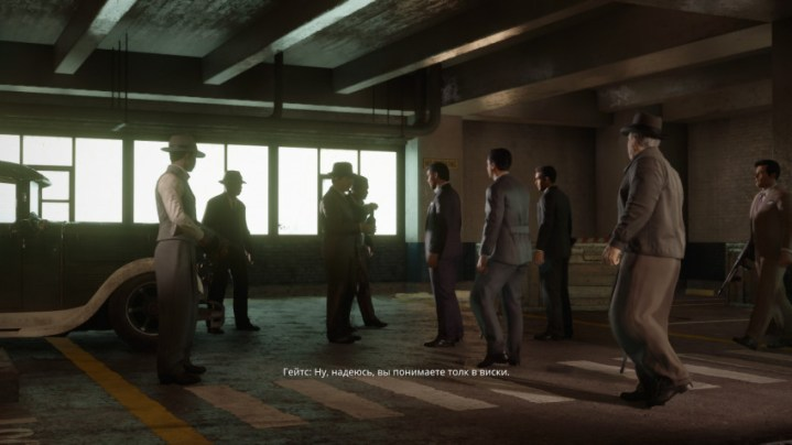 Revisión de Mafia: Definitive Edition.  Saga de gángsters