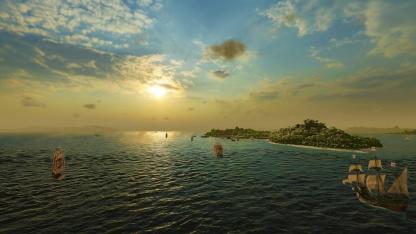 Port Royale4 выходит25 сентября