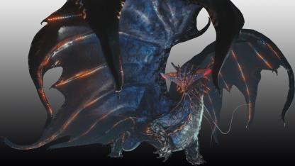 В Monster Hunter World: Iceborne добавят сразу двух древних драконов