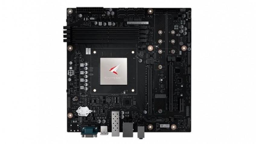 Huawei готовит материнскую плату для рабочих станций с процессором ARM — Игромания