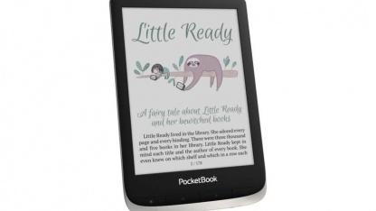 СМИ: PocketBook готовит новую электронную читалку с цветным дисплеем