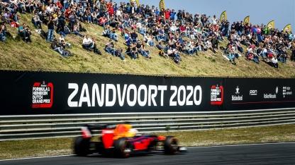 Авторы F1 2020 показали первую трассу, «Зандворт»