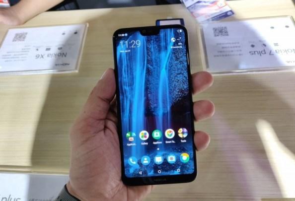 Картинки по запросу Nokia 6.1 Plus фото