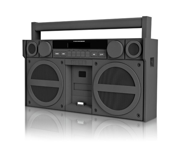 Ihome Ip4 Portable Fm Stereo Boombox Iphone Ipod