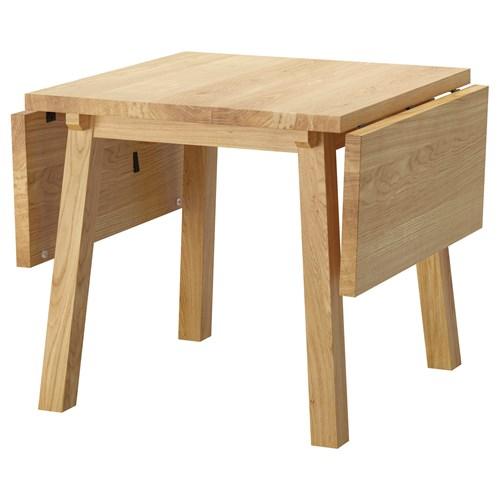 MCKELBY katlanabilir yemek masas mee 79114150x79 cm