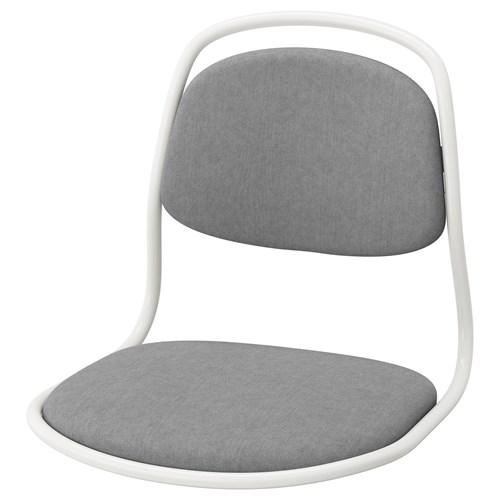 RFJALL seat shell whitevissle light grey  IKEA Home Office