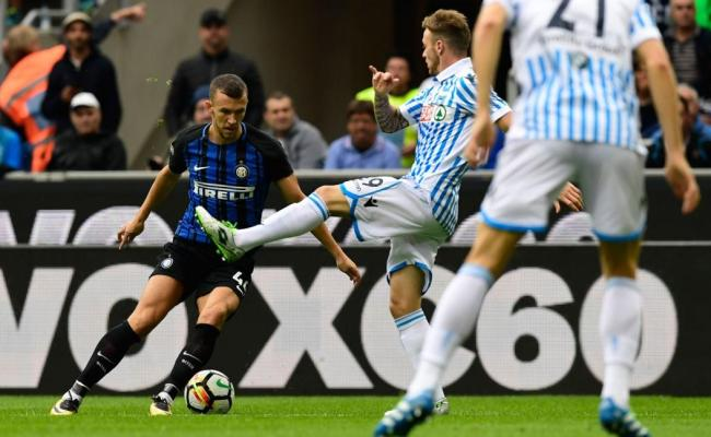 Inter Spal 2 0 Gol Highlights Ilbianconero