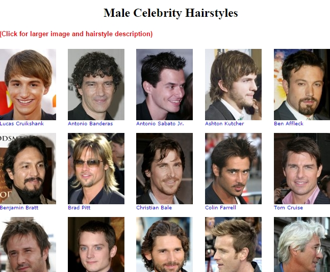 4 Free Websites To Learn Different Hairstyles For Men
