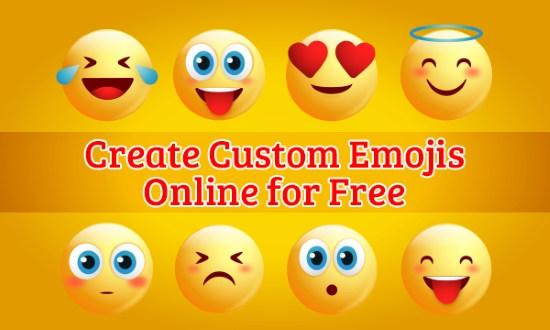 create custom emojis online