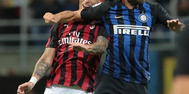 Milan e Inter a una settimana dal derby - Il Post