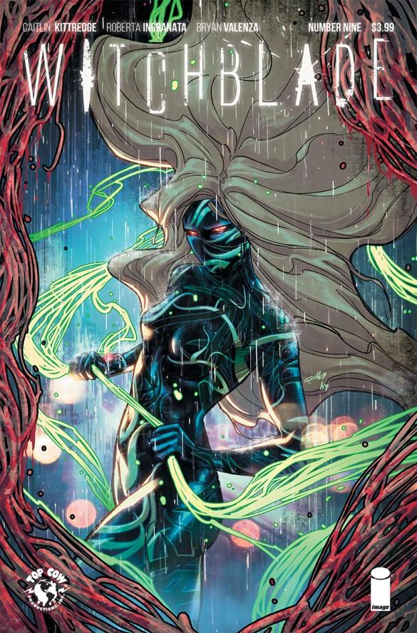 Witchblade (2017) #9 | Image Comics