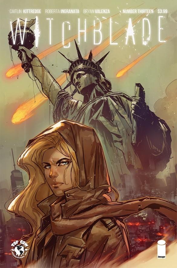 Witchblade (2017) #13 | Image Comics