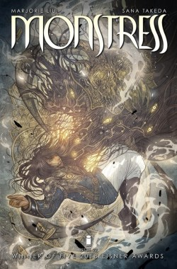 Image result for monstress #22