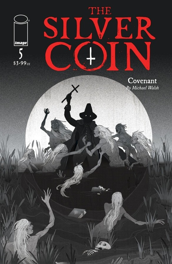 The Silver Coin #5   Image Comics