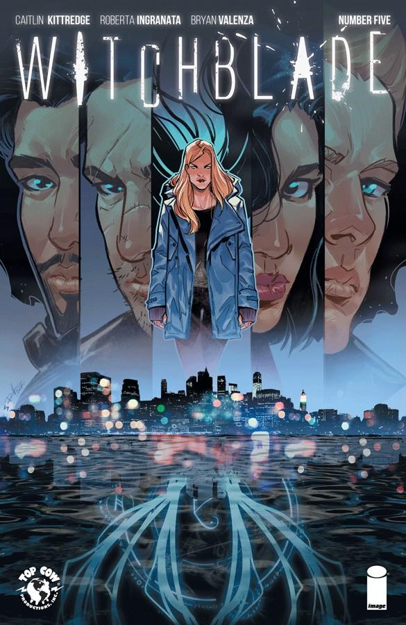 Witchblade (2017) #5 | Image Comics