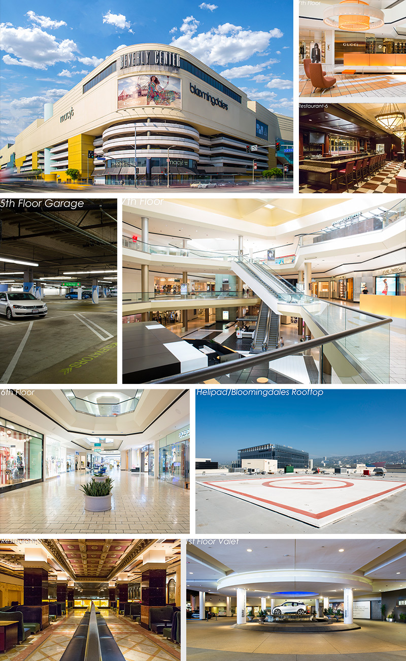 beverly center image locations