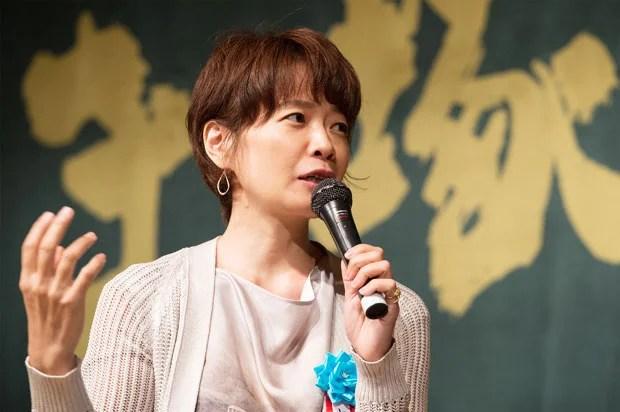 『3月のライオン』作者・羽海野チカさん,公開対談に初登場 ...