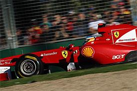 Fernando Alonso, Ferrari, Australian GP